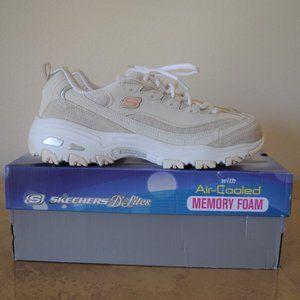 Skechers D'Lites-Me Time Women's Shoes Size 10